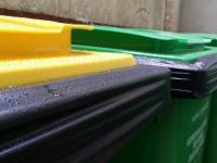 Sortie de poubelle  copropriété Romans